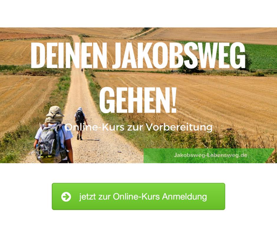 Jakobsweg mit Kindern Online Vorbereitungskurs