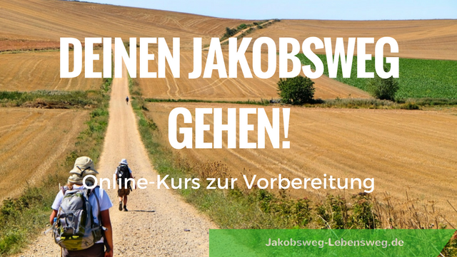 Jakobsweg Kosten: Der Online Kurs