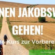 Jakobsweg gehen