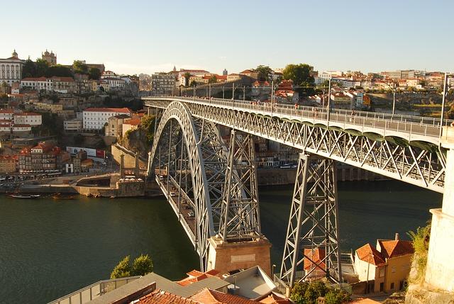 Camino Portugues Ponte Dom Luis