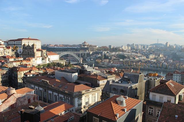 Camino Portugues Porto Aussichtspunkte