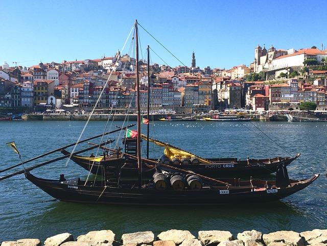 Camino Portugues Porto Torre dos Clerigos