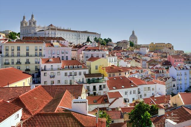 Camino Portugues Lissabon Alfama