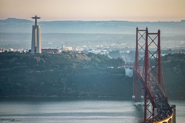 Camino Portugues Lissabon Cristo