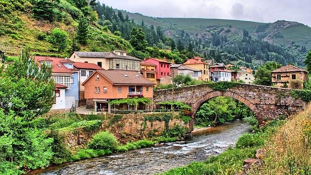 Camino del Norte Küstenweg Asturias