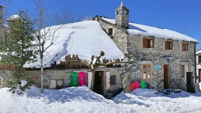 Camino im Winter gehen?