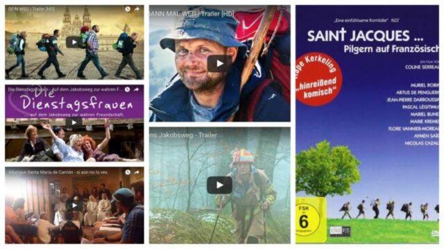 Jakobsweg Film Tipps