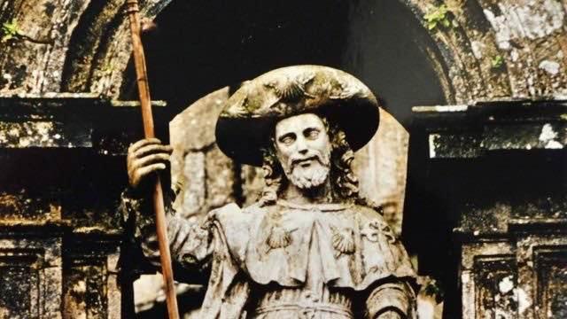 Wie wird der Jakobstag in Santiago gefeiert?