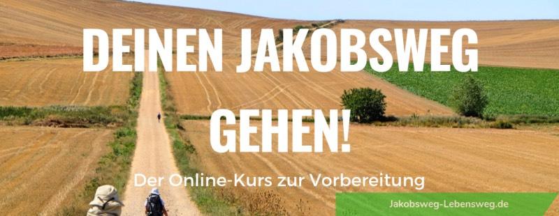 Jakobsweg-gehen