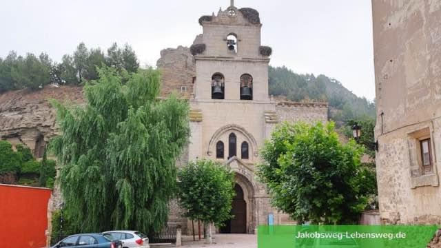 Kirchliche Pilgerherbergen
