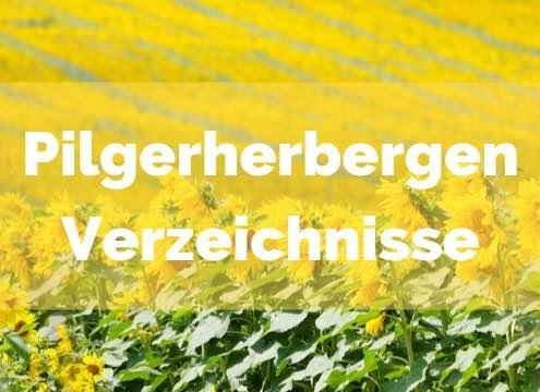 Jakobsweg-Pilgerherbergen-Verzeichnis
