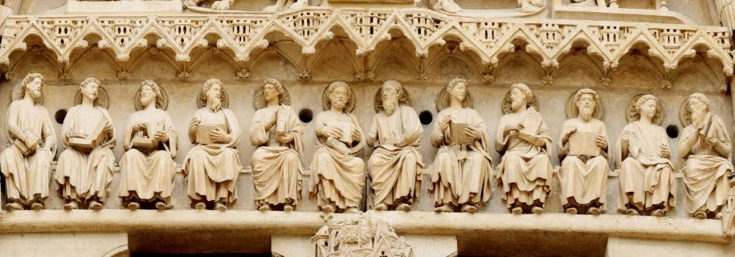 Jakobsweg Spanien Santiago de Compostela Apostel