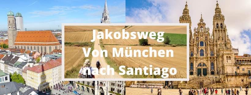von München nach Santiago