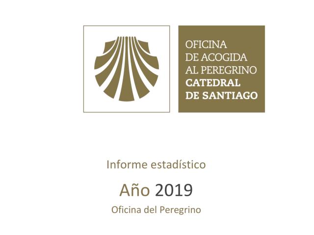 Buen Camino Club Pilgerstatistik 2019