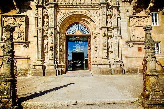 Santiago de Compostela Hospital de los reyes catolicos