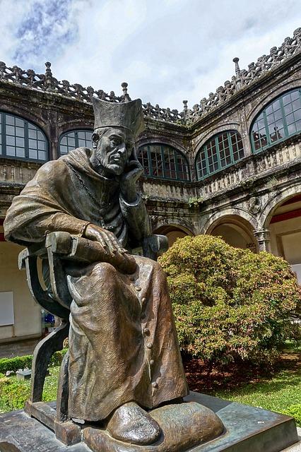 Santiago de Compostela Bischoff