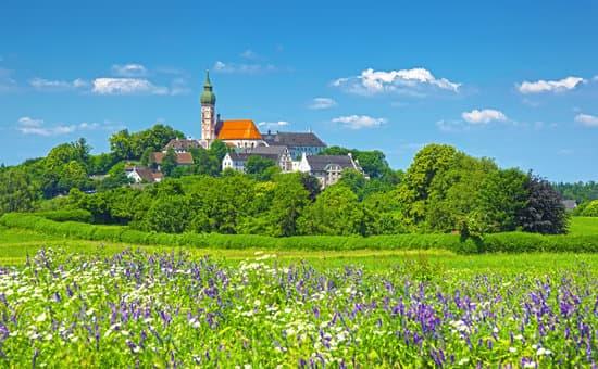Münchner Jakobsweg Kloster Andechs