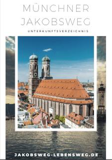 Münchner Jakobsweg Unterkunfts-Verzeichnis