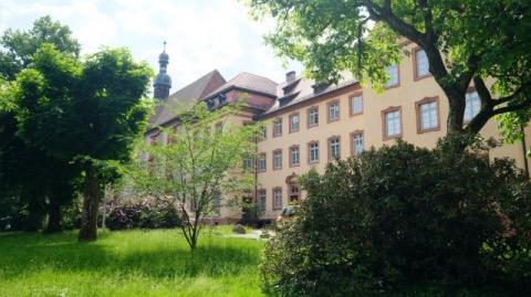 Badischer Jakobsweg Kloster Lichtental