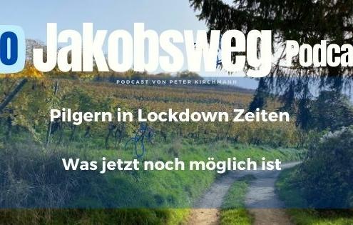 Pilgern im Lockdown