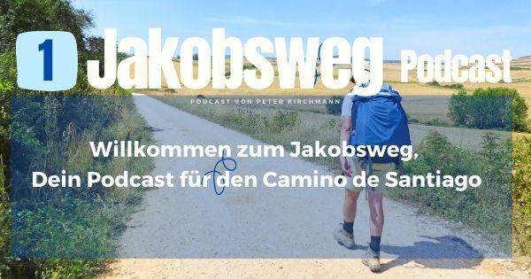 Jakobsweg Podcast Bibliothek 1