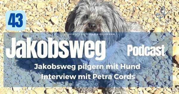 Jakobsweg mit Hund