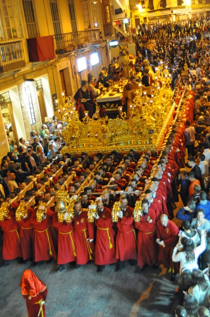 Semana Santa Trono