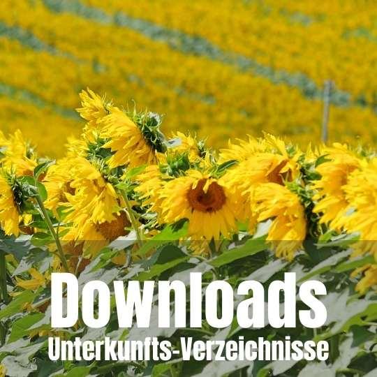 Downloads Unterkunftsverzeichnis