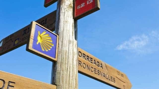 Jakobsweg für Anfänger Roncesvalles