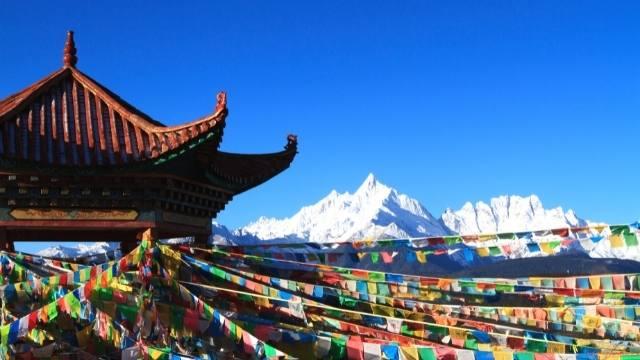 pilgern Budismus