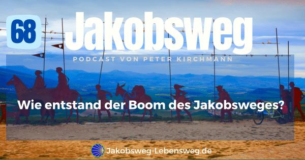 Boom des Jakobsweges