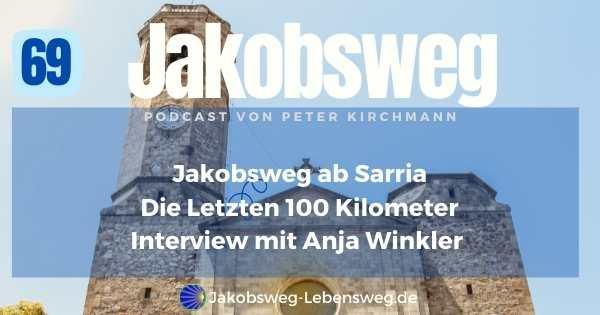Jakobsweg ab Sarria